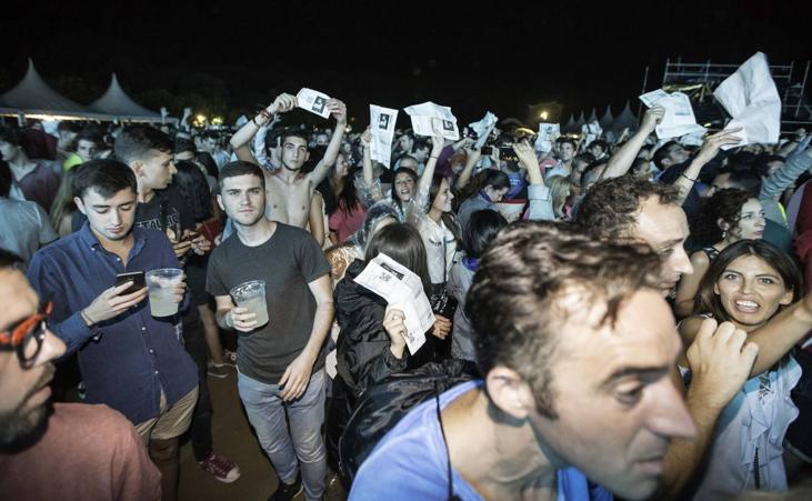Indignación en Santander después de que el DJ David Guetta suspendiera su actuación minutos antes de que empezase
