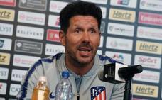 Simeone: «En un equipo importantísimo, Messi seguramente es mejor que Ronaldo»