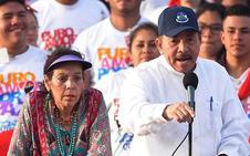 EE UU amenaza a Nicaragua con sanciones si no cesa la represión