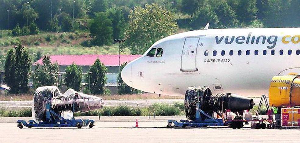 Los pilotos vaticinan un accidente si no se toman medidas con los buitres
