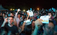 La organización del concierto de Guetta no garantiza el reintegro de la entrada