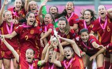 Llompart conduce a España hacia una victoria histórica