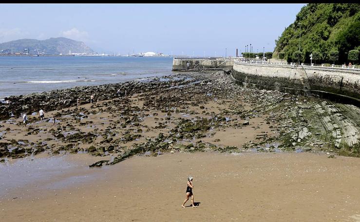 Mareas vivas en Getxo