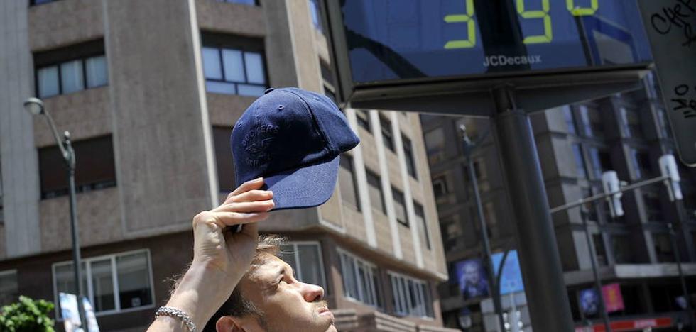 La ola de calor que abrasará a España llegará a Euskadi el jueves