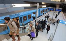 Se incrementa un 7,4% el número de personas que viaja en tren desde Durango