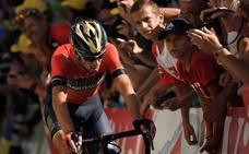 Nibali es operado con éxito de la vértebra dañada en su caída en el Tour