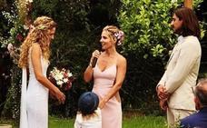 La curiosa anécdota de Elsa Pataky en la boda de su hermano