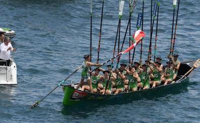Hondarribia reina en Euskadi