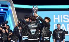 London Spitfire se convierte en el primer ganador de la Overwatch League