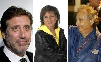 Emilio Aragón y Olga Viza, premios Mainat del FesTVal de Vitoria