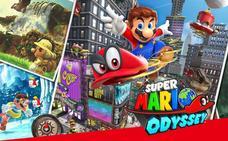 Super Mario Odyssey copa la lista de los más vendidos en Nintendo Switch