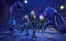Los desafíos de la 4ª semana de la 5ª temporada de Fortnite