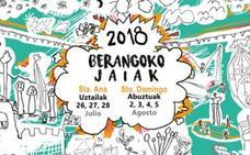 Programa de fiestas de Berango 2018: Santo Domingo Jaiak