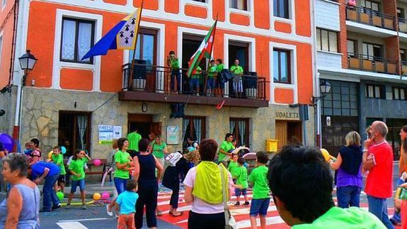 Programa de fiestas de Fruiz 2018: San Salvador Jaiak