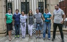 EH Bildu invita a la balconada a los familiares de los condenados por el 'caso Alsasua'