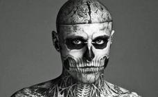 Hallan muerto al modelo 'Zombie Boy'
