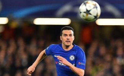 Pedro renueva con el Chelsea hasta 2020