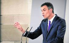 Sánchez rechaza impulsar reformas contra el secesionismo para intentar favorecer el diálogo