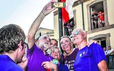 Los chupineros: «No hay palabras. La vista de la plaza es inimaginable»