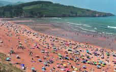 Récord de asistencia a las playas este verano