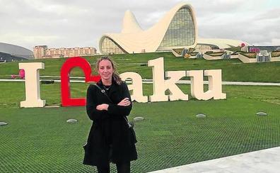 «Azerbaiyán es un país con muchísimo potencial»