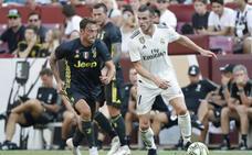 El desparpajo de un joven Madrid supera la presión de la Juventus