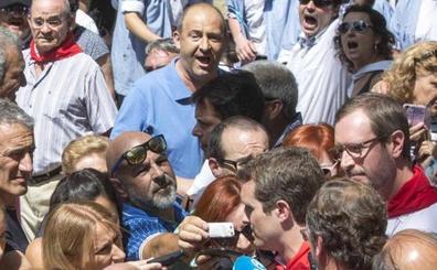 Casado reclama al Gobierno que «extreme las precauciones» para evitar homenajes a Santi Potros