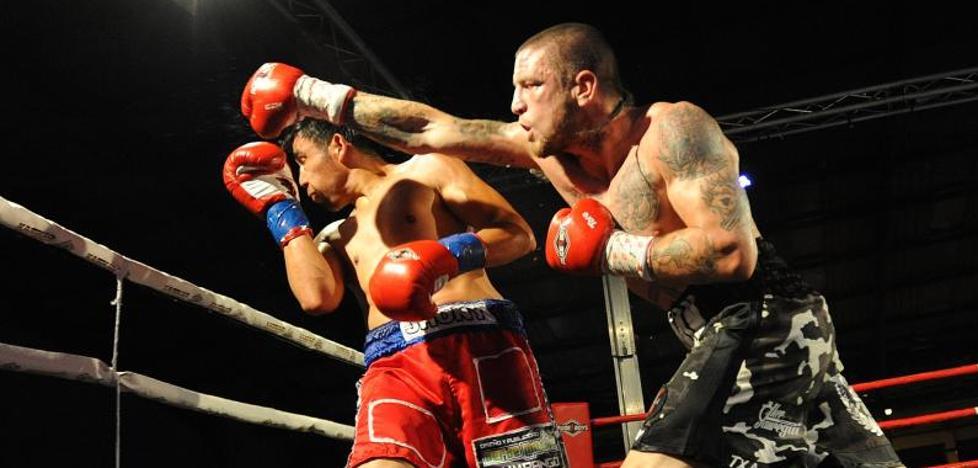 Lejarraga acaba con Navarrete en el sexto asalto