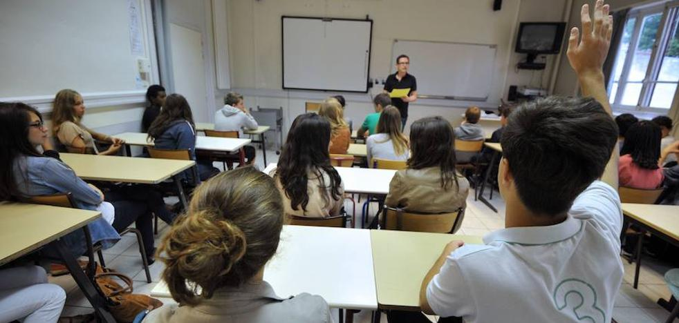 Más de un 20% de los alumnos vascos de Secundaria han repetido curso