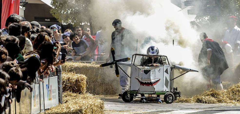 Locura sin frenos en 'La Cuesta GP'