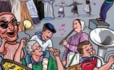 Programa de fiestas de Trapagaran 2018: Transfiguración del Señor Jaiak
