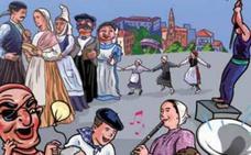 Programa de fiestas de Trapagaran 2018: San Ramón Nonato Jaiak