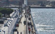 La ola de calor dispara la polución en Getxo, Barakaldo y Erandio