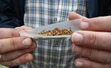 El cannabis, la reina de las drogas ilegales en Euskadi
