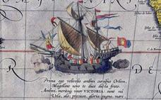 Bizkaira heltzear da Elkanoren 'Victoria' museo-itsasontzia