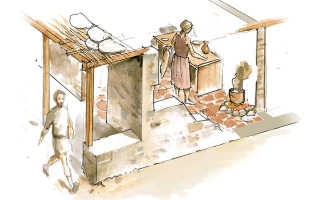 La pequeña Roma de Bizkaia