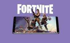 Fortnite para Android llegará el 9 de agosto como exclusiva de Samsung