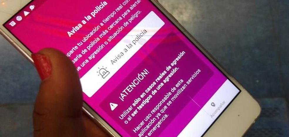 Todos los avisos recibidos por la Policia Local de Bilbao a través de la app contra las agresiones sexistas eran falsos