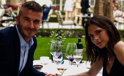 El seísmo sacude a los Beckham