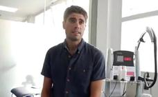 Mikel Landa utilizará las instalaciones del Alavés para avanzar en su recuperación