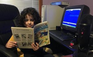 Una niña de 7 años lanza su primer juego en PC
