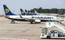 Los pilotos alemanes se suman a la huelga europea de Ryanair
