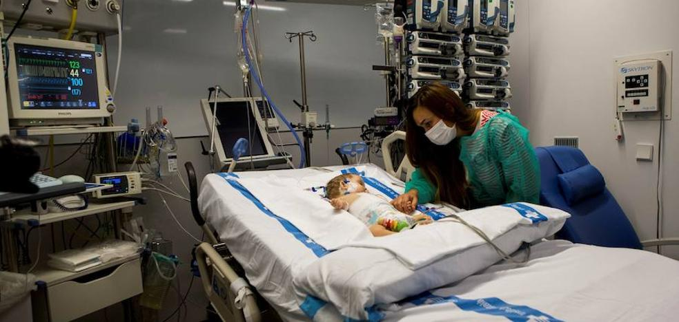 Una niña vizcaína y una bebé catalana salvan la vida con el hígado de un menor fallecido