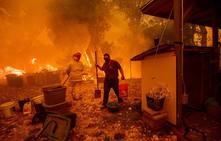 California, ante el peor incendio de su historia