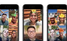 Facebook lanza juegos de realidad aumentada para Messenger