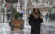 Aviso amarillo en Bizkaia por lluvias fuertes desde esta noche
