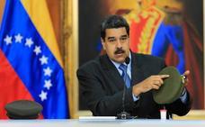 Maduro lanza una ofensiva contra la oposición tras el atentado fallido