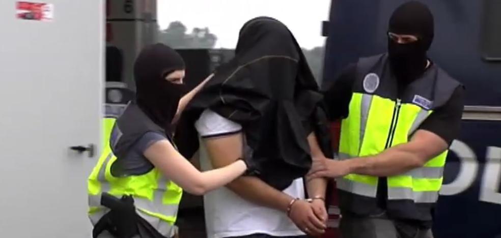 Ingresa en prisión el yihadista detenido en Lopidana