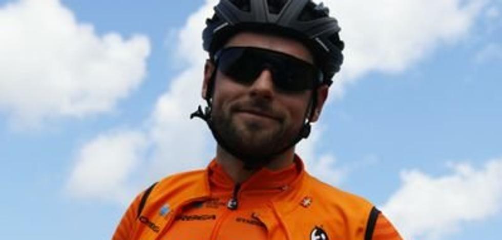 Una enfermedad renal aparta a Peio Goikoetxea del ciclismo