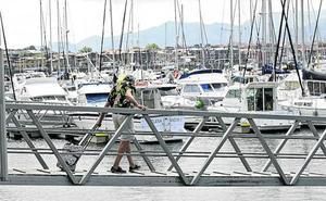 El alquiler de barcos como 'pisos turísticos' llega a los puertos vizcaínos ante el vacío legal